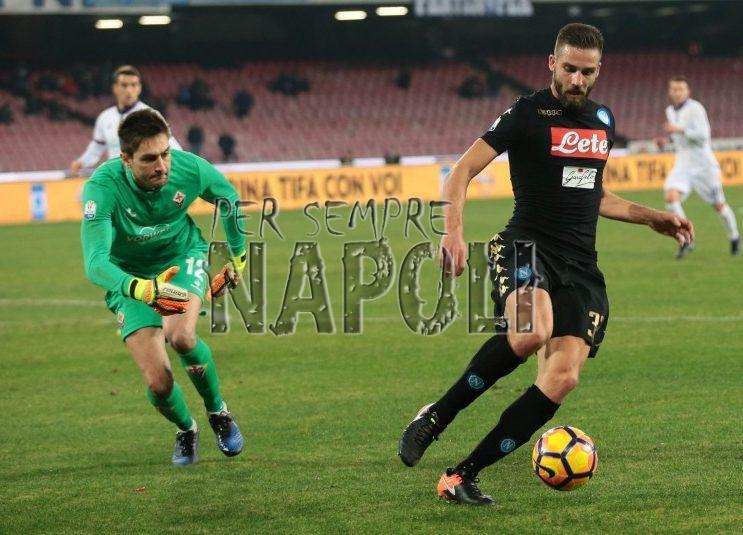 Callejon porta il Napoli in semifinale!