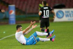PAGELLE di Napoli-Atalanta: Disastro azzurri, che fine ha fatto Callejon?