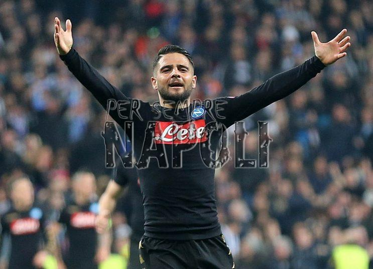 insigne napoli real madrid