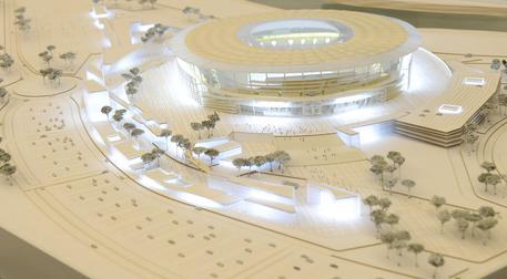 Stadio Roma:martedì incontro Comune-club
