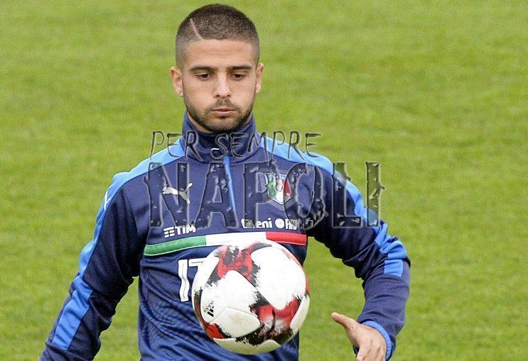 Napoli, Insigne nel post partita: