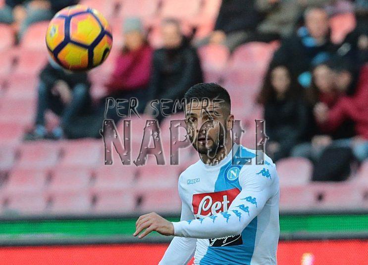 Napoli, Insigne sul rinnovo: