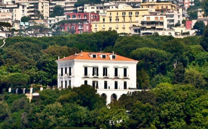 Villa Rosebery: apertura STRAORDINARIA!