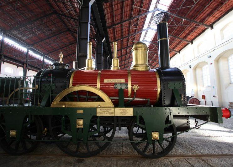 Mattarella inaugura Museo Ferroviario a Pietrarsa,