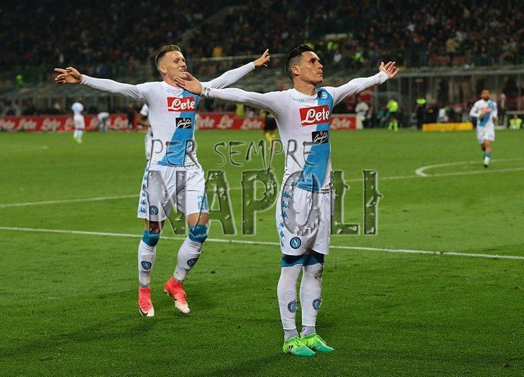 Inter-Napoli 0-1: decide Callejon, Pioli crisi senza fine