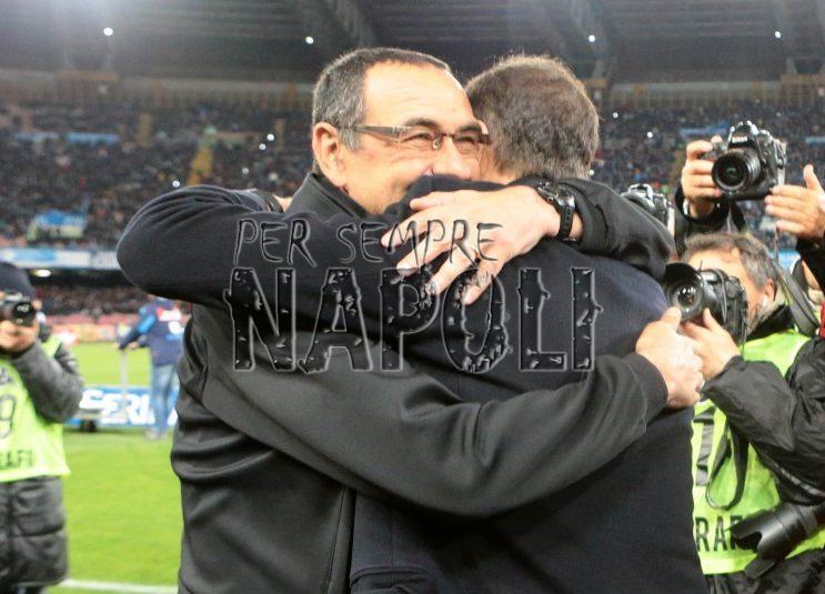 Napoli, rammarico Sarri: