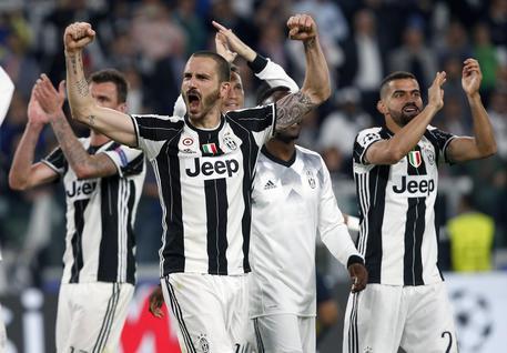Juventus, Bonucci: ''Vogliamo il 'Triplete'''