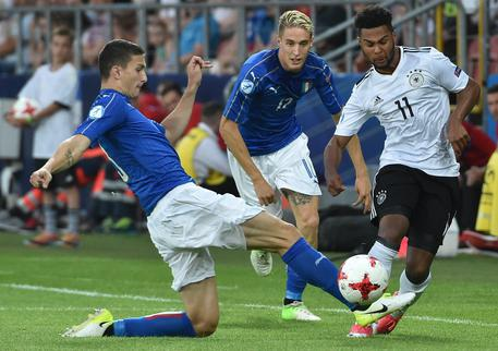 Repubblica Ceca Under 21-Italia Under 21 3-1: crollo azzurro in Polonia