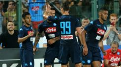 Napoli-Chievo 1-1, le pagelle: Il solito errore difensivo, Ounas gol e belle giocate