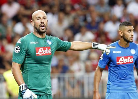 Il Psg vuole un giocatore del Napoli presentata un'offerta di 7 milioni