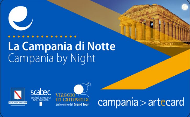 Campania by night: archeologia sotto le stelle