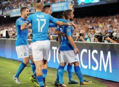 Champions League, Napoli-Nizza 2-0 – le pagelle: Mertens solito goleador, Insigne super