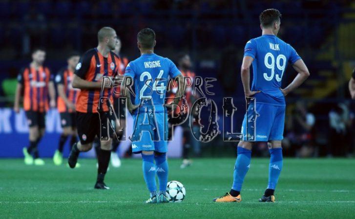 Napoli–Shakhtar: info e prezzi dei biglietti