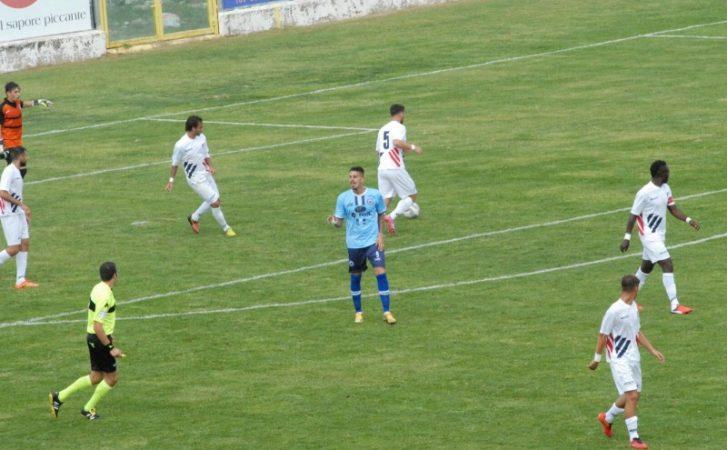 Portici,  amara sconfitta  contro la Vibonese