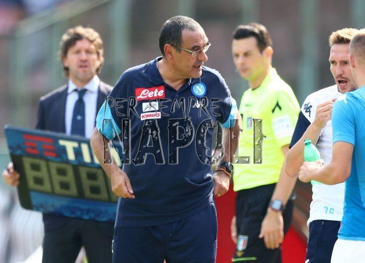 Roma-Napoli, anche De Laurentiis spinge per l'anticipo: ecco perché