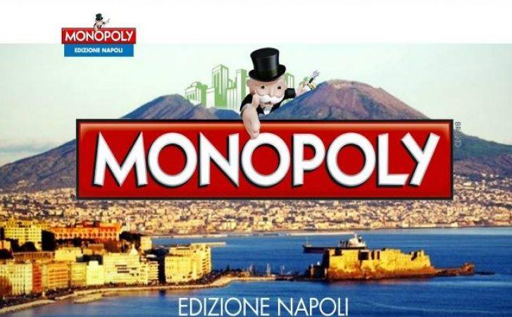 Napoli: i più bei luoghi della città in un famoso gioco da tavolo