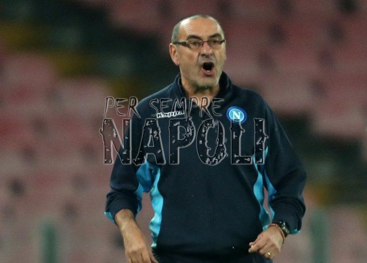 Feyenoord-Napoli 2-1, Sarri: