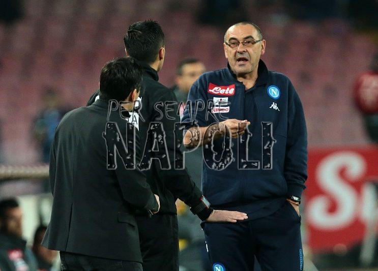 Napoli-Milan, Suso costretto al cambio: Montella in ansia