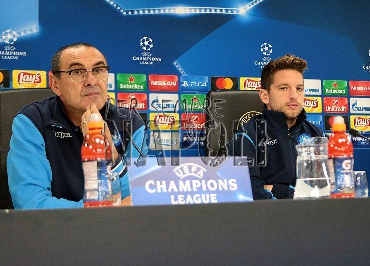 Champions League, le dichiarazioni e le ultime su Feyenoord-Napoli