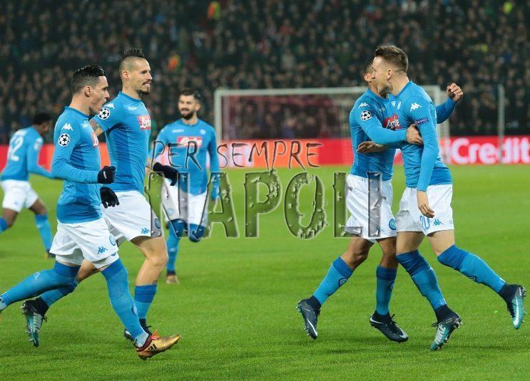 """Feyenoord-Napoli, Hamsik a caldo: """"Giocheremo per vincere l'Europa League"""""""