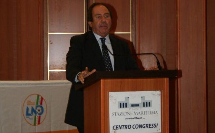 Gagliano presidente del C.R.Campania: ripristinata la legalità