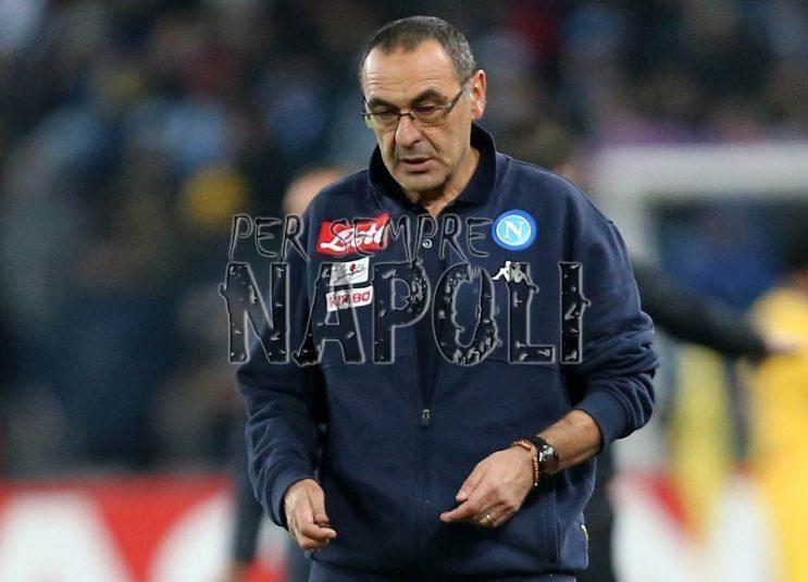Napoli-Juve, la probabile formazione azzurra: unico dubbio in difesa per Sarri!