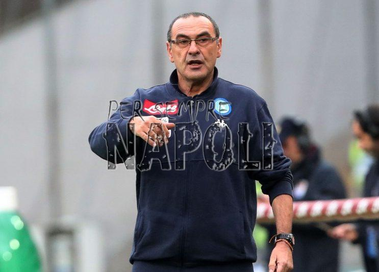 CorSera: Sarri conta 7 palle gol per il Napoli, ma in realtà…