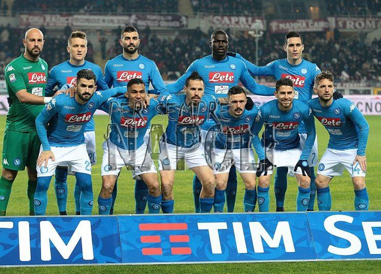 Classifica Serie A: il Napoli torna in vetta, primo ko per l'Inter