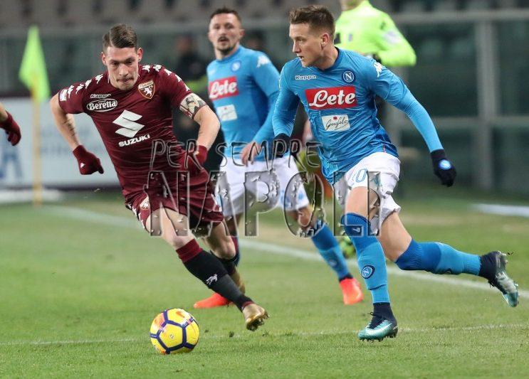 Torino, problemi per Belotti