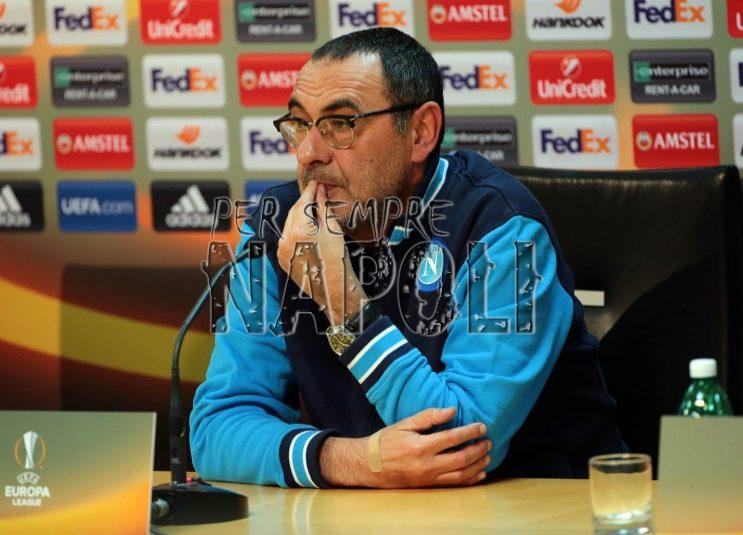 Addio Europa League, Napoli fa all-in sul campionato