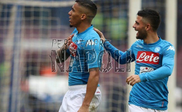 """Allan: """"Rinnovo scelta condivisa, a Napoli sto benissimo! Sullo scontro diretto…"""""""