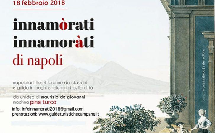 """""""Innamòrati di Napoli"""". Volti noti raccontano la città"""