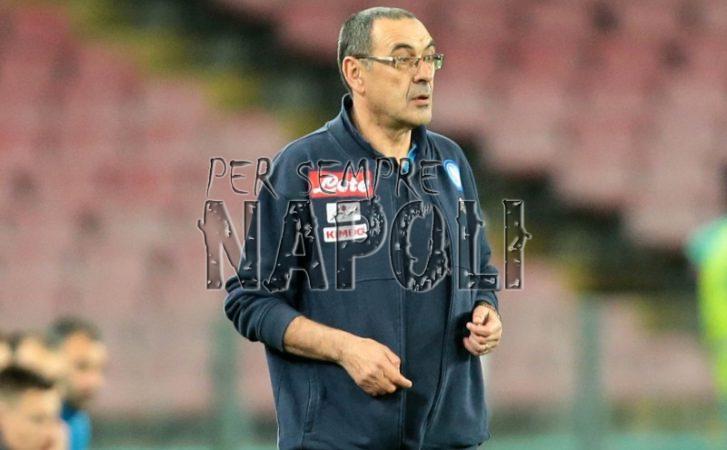 """""""Liberarsi"""" di Sarri è la priorità per il Napoli, altrimenti non si fa mercato"""