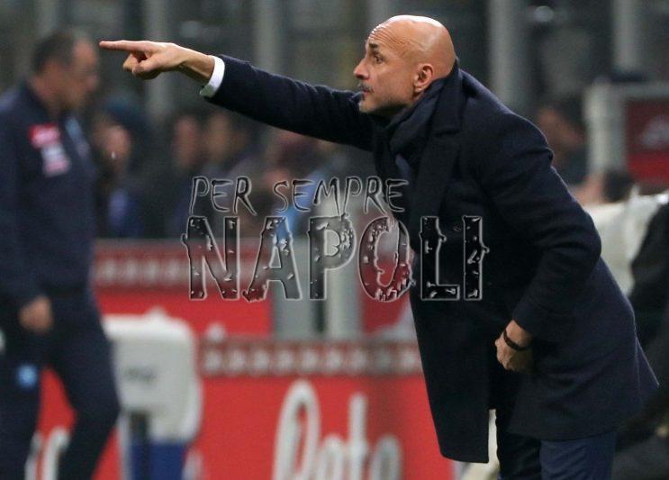 Il Napoli si ferma a Milano. Persa la testa della classifica
