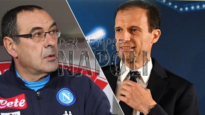 Sarri carica il Napoli: