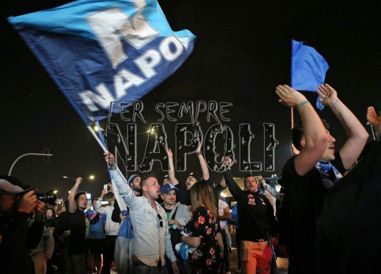Napoli, chiesta la contemporaneità degli ultimi due turni di campionato