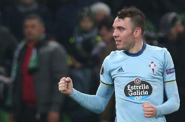 Il Totti del Celta Vigo, Iago Aspas, vuole il Napoli
