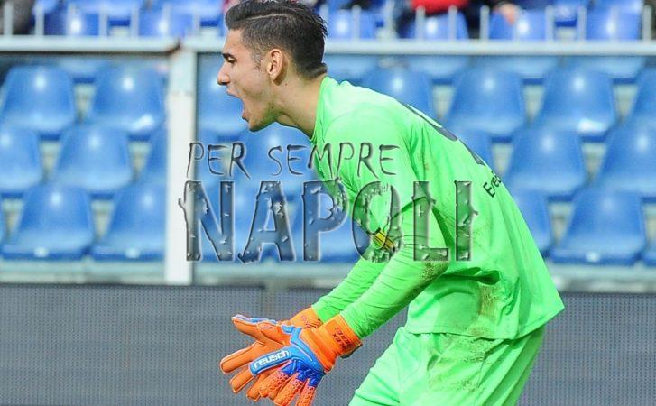 Meret, non un bel segnale per i tifosi del Napoli
