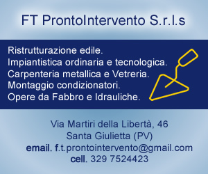 Banner 300×250 – Pronto intervento FT – Laterale 3