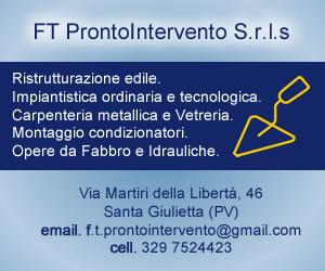 Banner 300×250 – Pronto intervento FT – Laterale 3