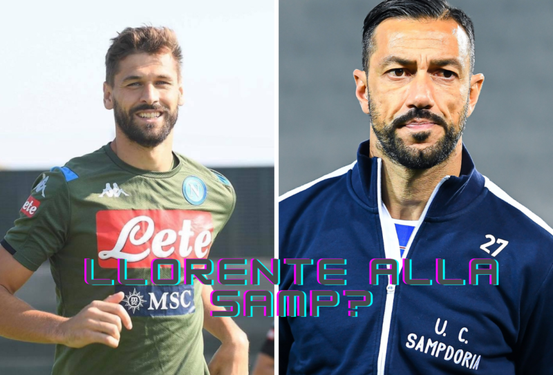 Fernando Llorente Sampdoria