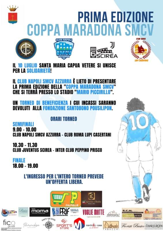 Coppa Maradona Smcv